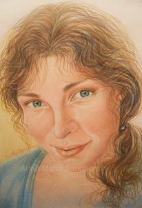 """Jamie"", Anna Maria Saponaro (protagonista di ""Silenzi Messaggeri"")"
