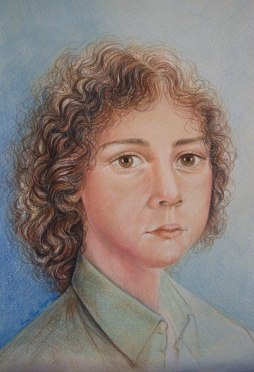 """Schlomo"", Anna Maria Saponaro (protagonista di ""Silenzi Messaggeri"")"