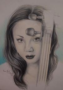 """""""Tina Guo"""", Anna Maria Saponaro"""