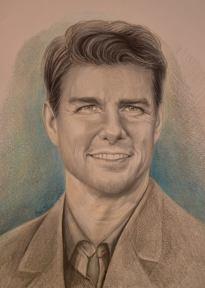 """Tom Cruise"", Anna Maria Saponaro"